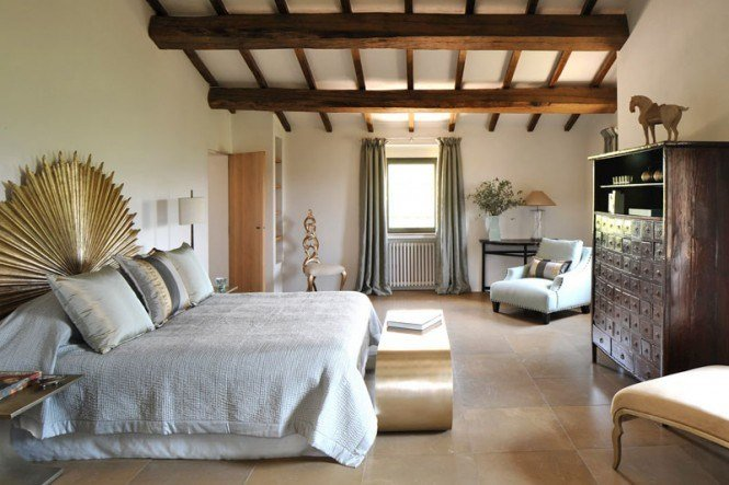 Best Transition Of A Fortified Italian Farmhouse With Pictures