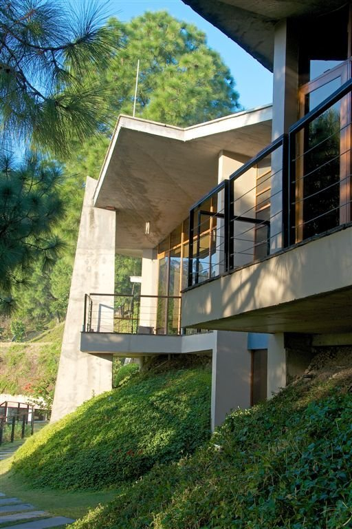 Best Concrete House With Balcony Interior Design Ideas With Pictures