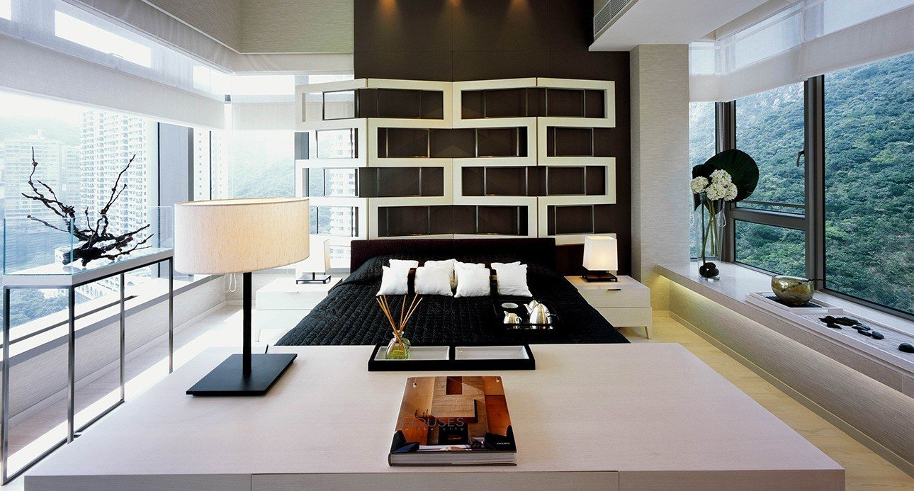 Best Synergistic Modern Spaces By Steve Leung With Pictures