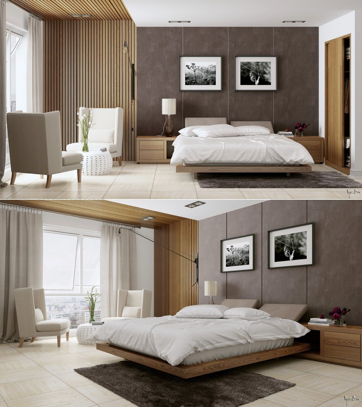 Best Stylish Bedroom Designs With Beautiful Creative Details With Pictures