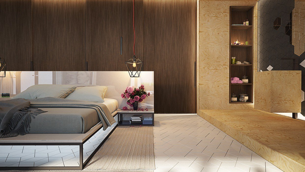 Best 8 Creatively Designed Bedrooms In Detail With Pictures