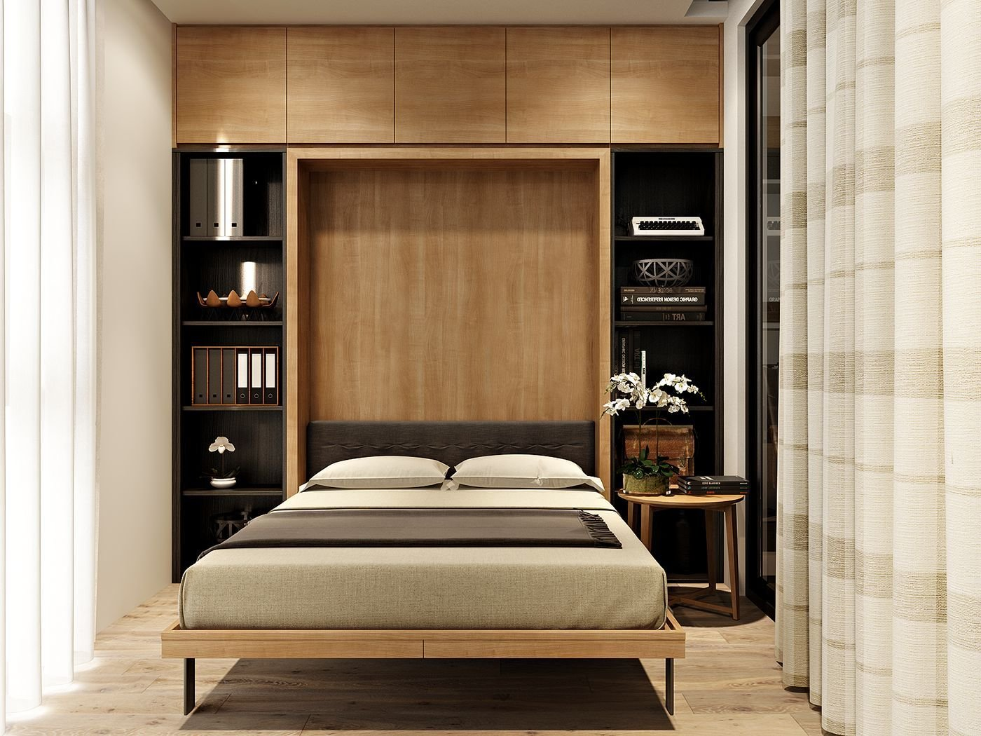 Best Sophisticated Small Bedroom Designs With Pictures