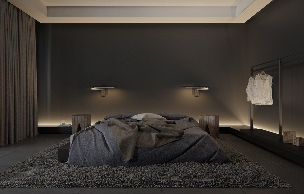 Best Luxury Styles 6 Dark And Daring Interiors With Pictures