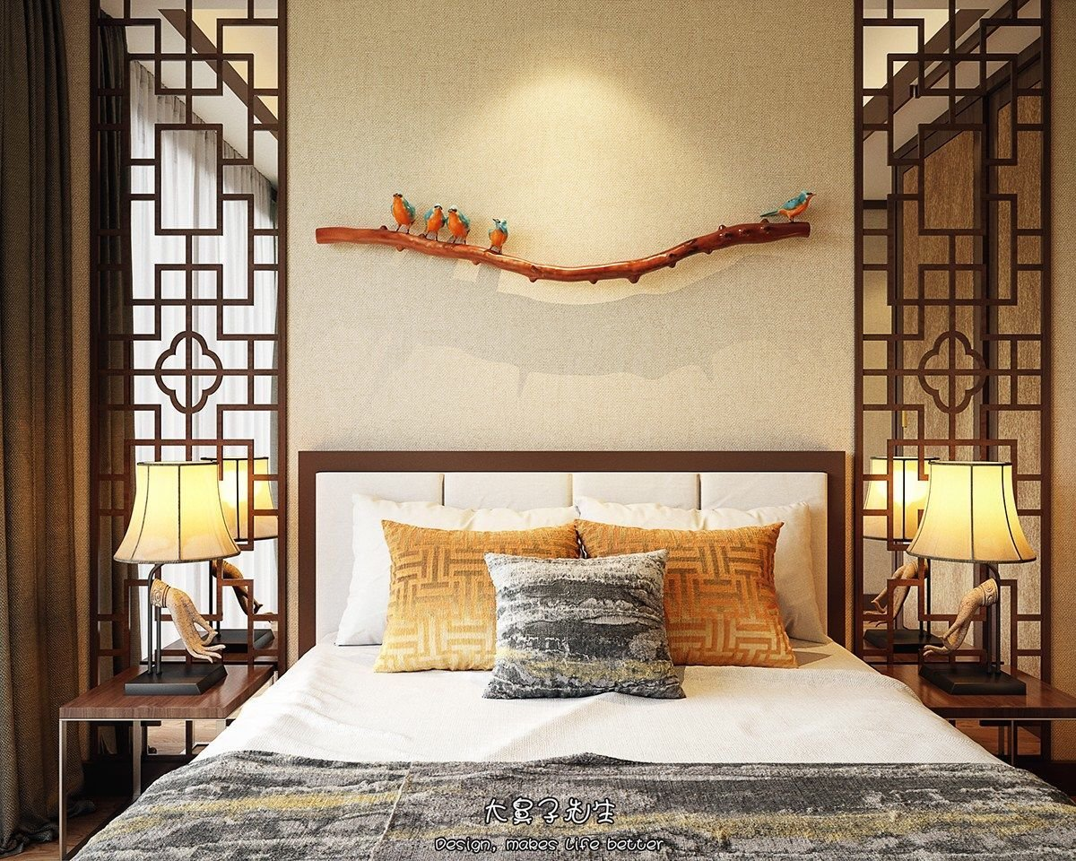 Best Two Modern Interiors Inspired By Traditional Chinese Decor With Pictures