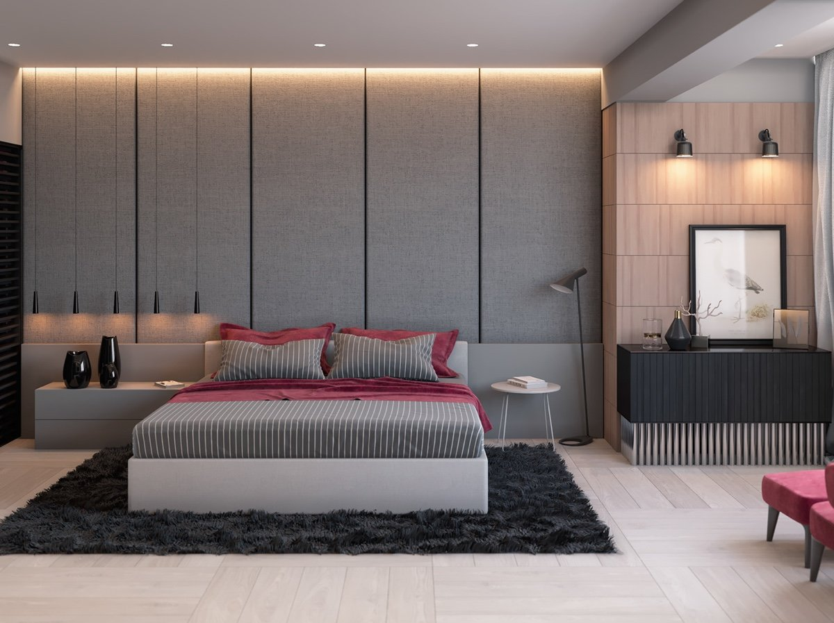 Best Grey Bedrooms Ideas To Rock A Great Grey Theme With Pictures