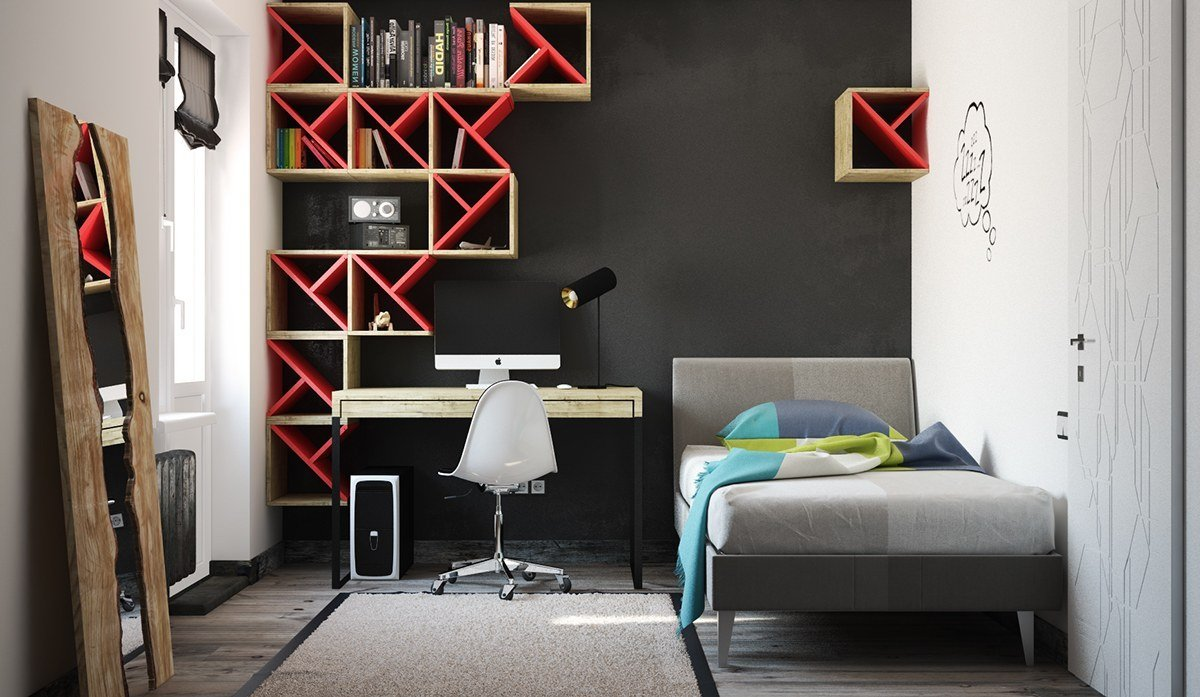 Best Dark Themed Kids Rooms With Pictures