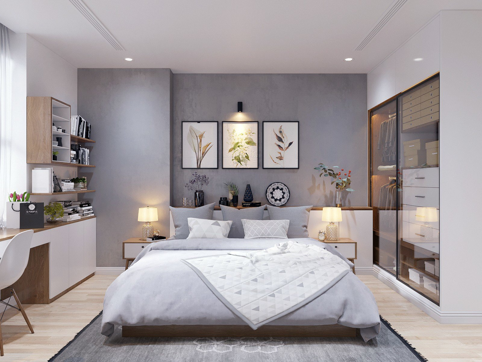 Best Modern Scandinavian Style Home Design For Young Families With Pictures