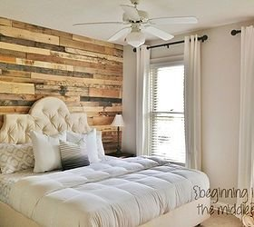 Best Hometalk Pallet Accent Wall Home Tutorial With Pictures