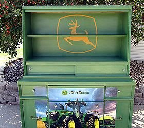 Best Hometalk John Deere Green Dresser Makeover With Pictures