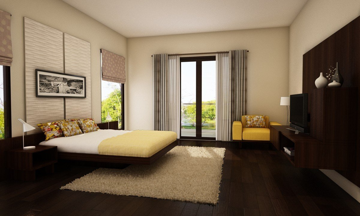 Best Buy Contemporary Master Bedroom Online In India Livspace Com With Pictures