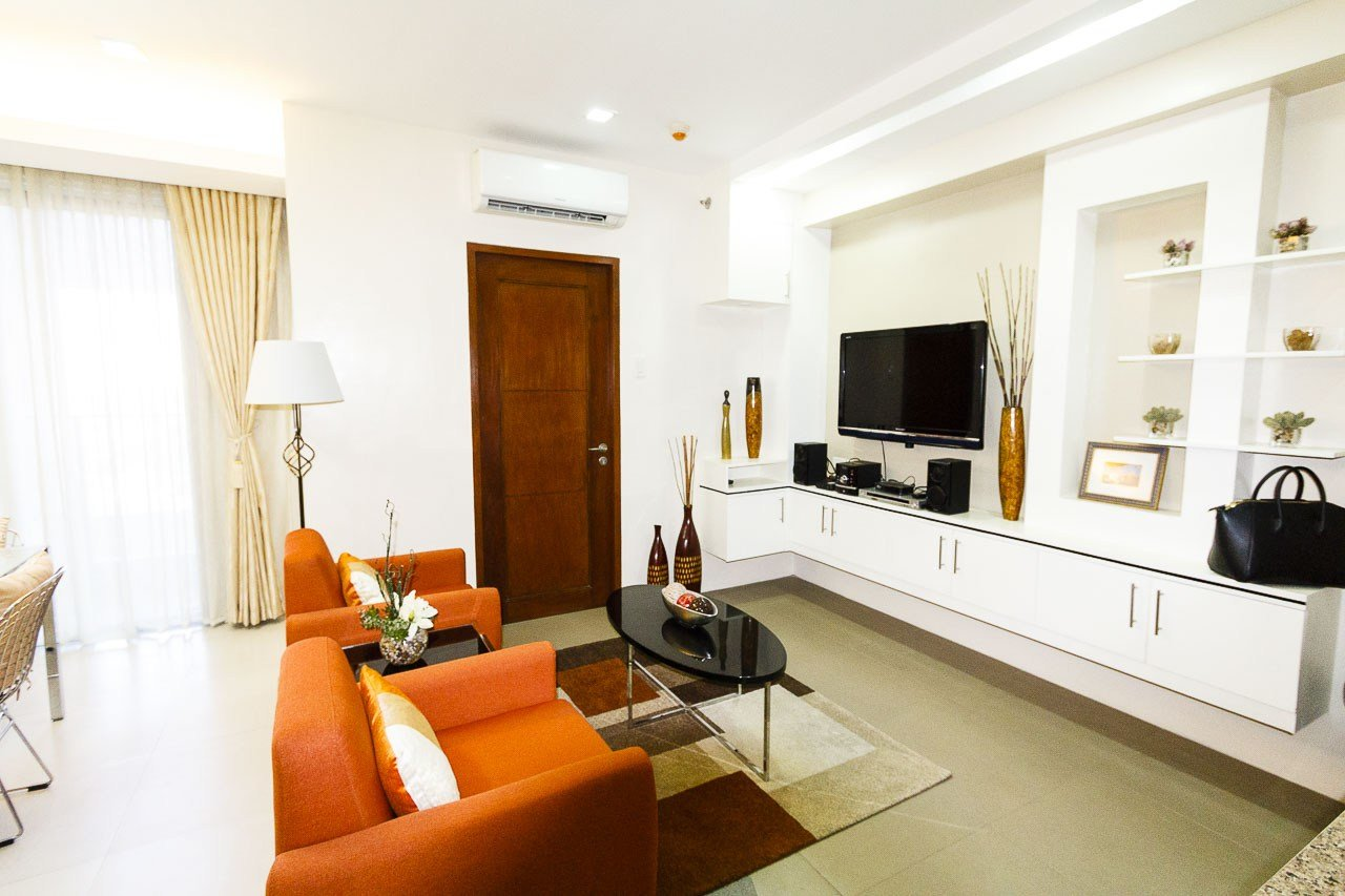 Best Fully Furnished 1 Bedroom Condo For Rent In Cebu It Park With Pictures
