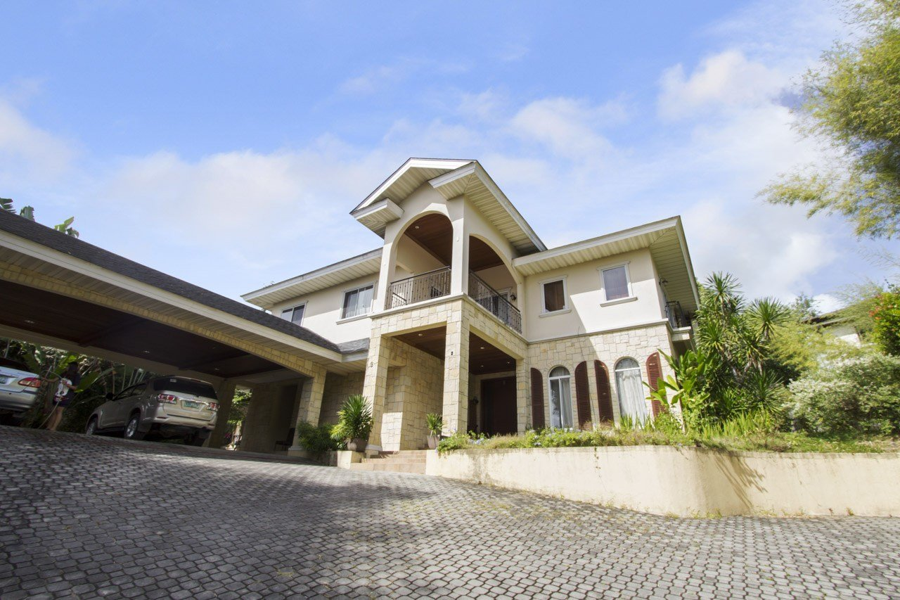 Best Spacious 5 Bedroom House For Rent In North Town Homes Cebu Grand Realty With Pictures