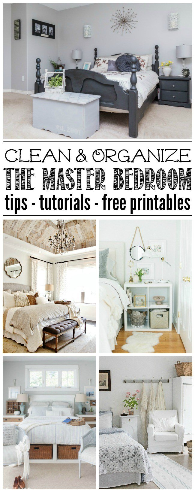 Best Master Bedroom Organization Hod Clean And Scentsible With Pictures