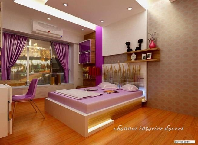 Best Bedroom Interior In C I D Chennai Interior Decors With Pictures