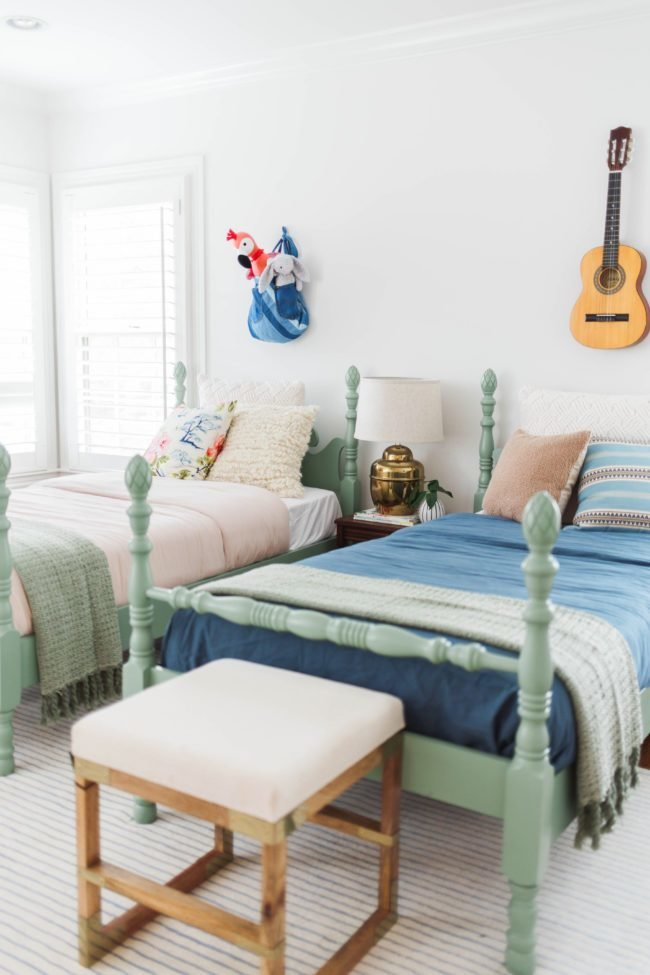 Best Gender Neutral Shared Kids Bedroom Claire Brody Designs With Pictures