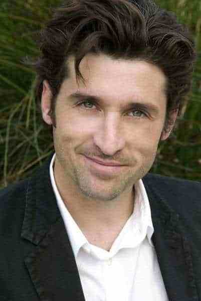 Free Patrick Dempsey Hairstyles Dapper In Naturally Wavy Hair Wallpaper