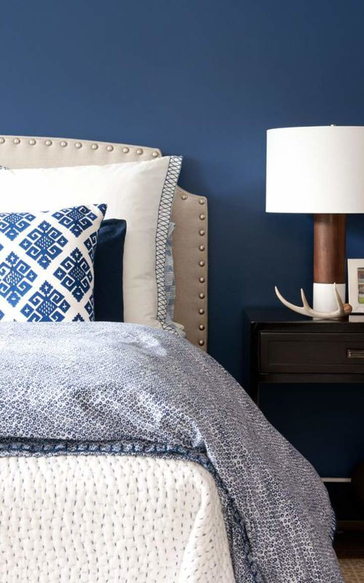 Best Fabulous Navy Blue Bedroom Designs With Pictures