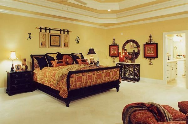 Best Bedroom Decorating Ideas For An Asian Style Bedroom With Pictures