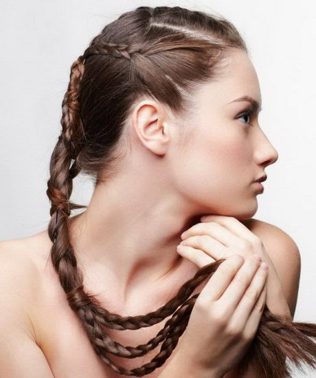 Free Quick And Easy Hairstyles For Long Hair For School Wallpaper
