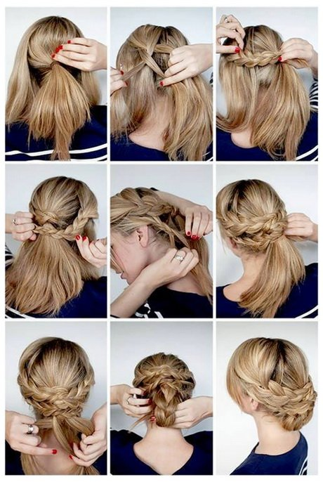 Free 5 Easy Hairstyles Wallpaper