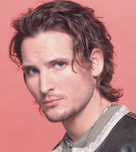 Free 90S Hairstyles For Men Wallpaper