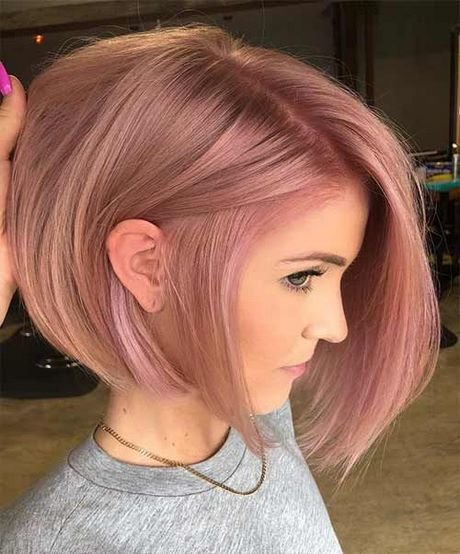 Free Short Hairstyles For Spring 2019 Wallpaper