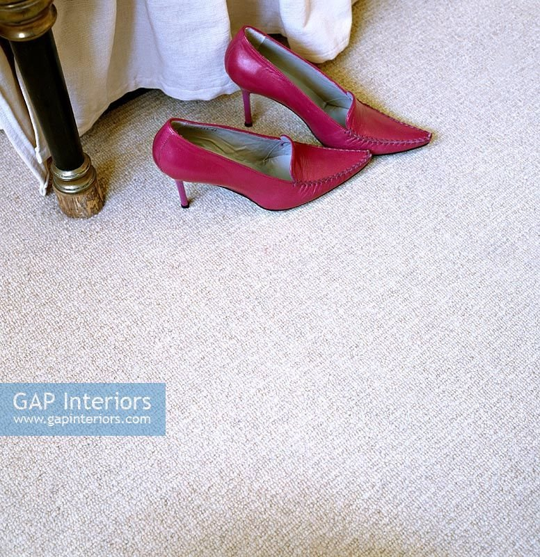 Best Gap Interiors Detail Of High Heeled Shoes On Bedroom Floor Image No 0064069 Photo By With Pictures