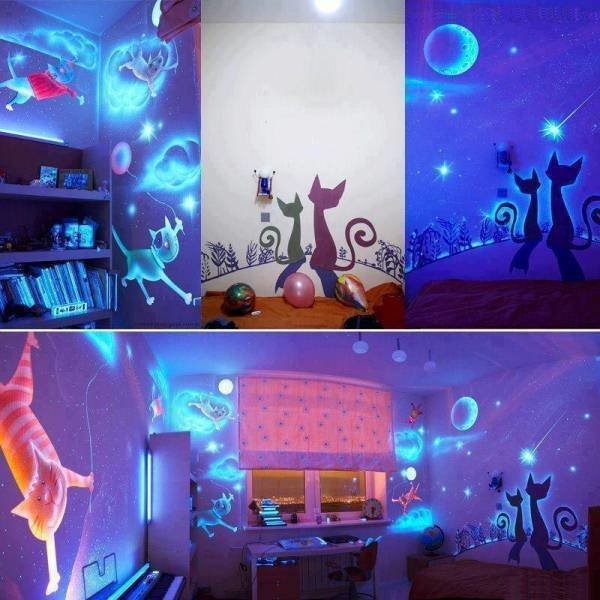 Best How To Make Glow In The Dark Paint Home Design Garden With Pictures