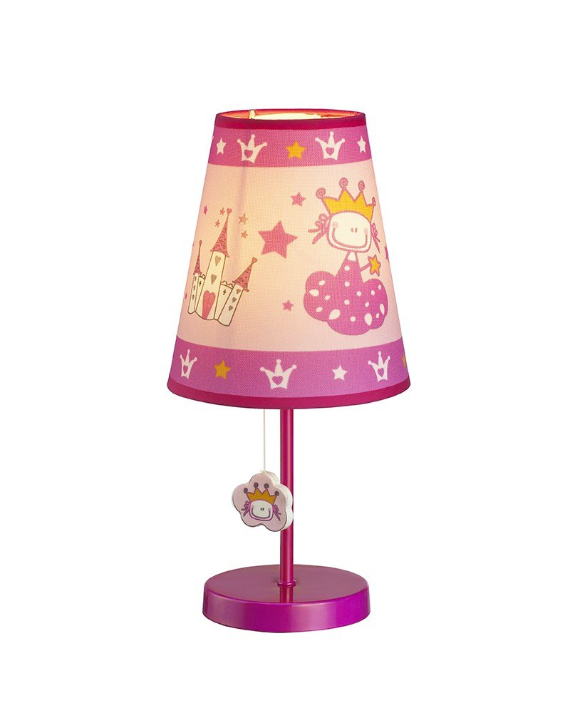 Best Kids Lamps Princess Castle Theme Table Lamp Children With Pictures