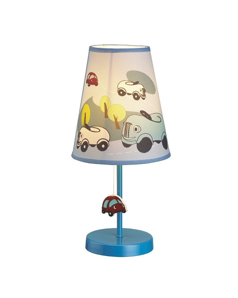 Best Kids Lamps Cartoon Cars Theme Table Lamp Children Light With Pictures