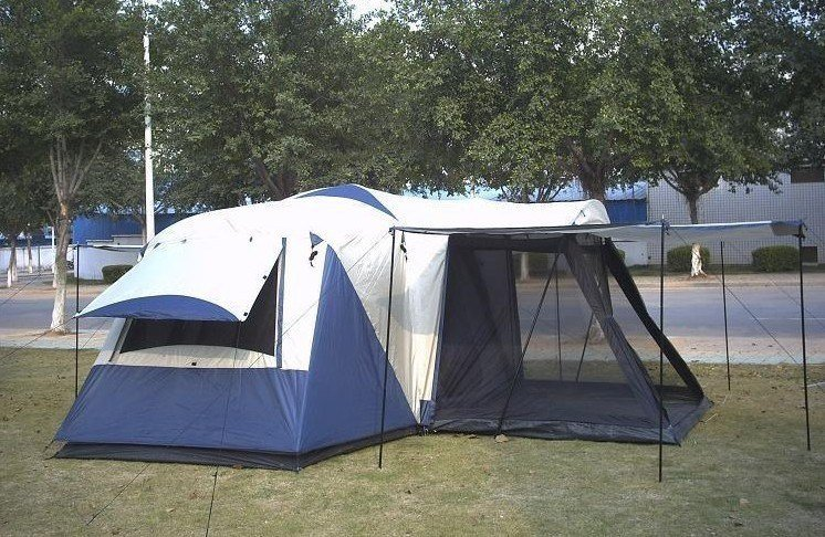 Best High Quality 4 Bedroom Winter Tent Camping Tent 12 Person With Pictures