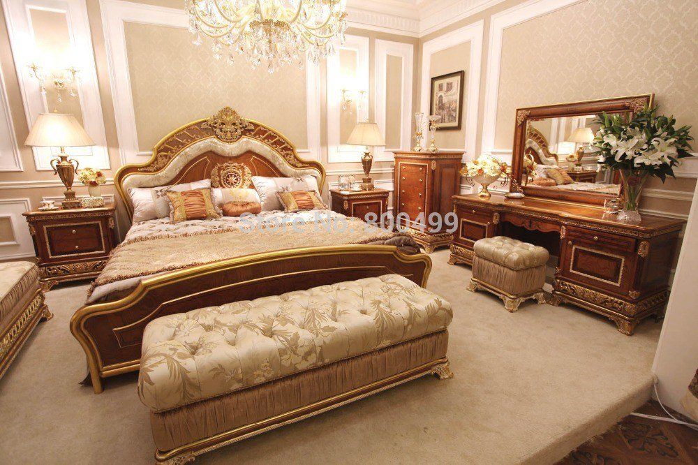 Best Aliexpress Com Buy Bisini Luxury Solid Wood Design With Pictures
