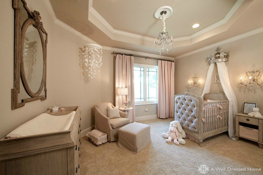 Best Kids Bedroom Ideas Stylish Nurseries For Posh Babies With Pictures