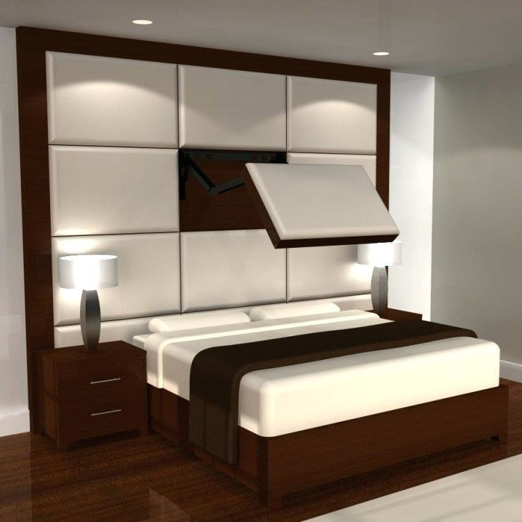 Best What Size For Bedroom Best Tv Stand Wall Shelf With Pictures