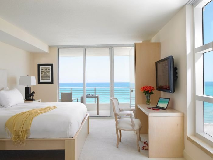 Best Miami Beach Grand Beach Hotel Miami Waterfront Suite 2 Bedroom Corner Suite With Pictures