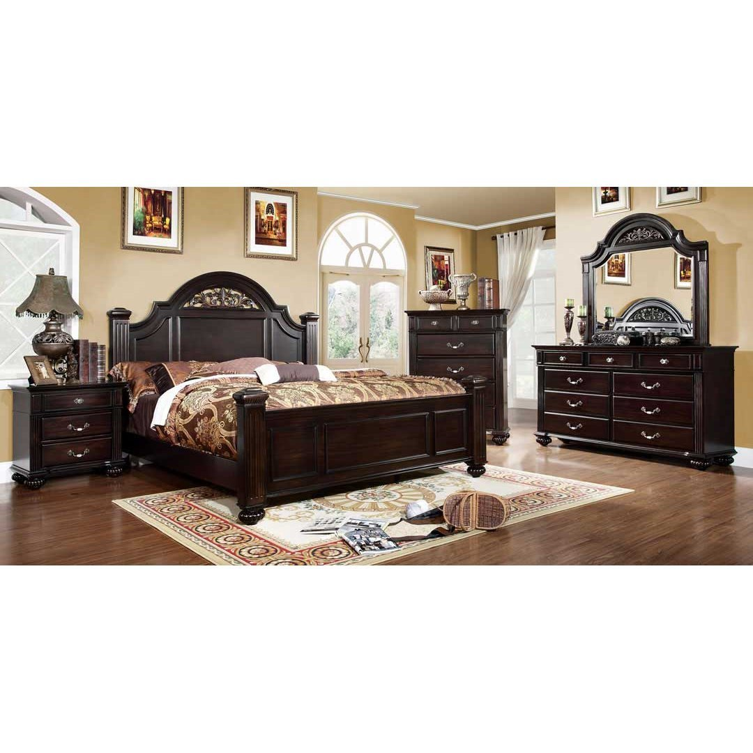 Best Import Direct 6 Piece Cal King Bedroom Set With Pictures