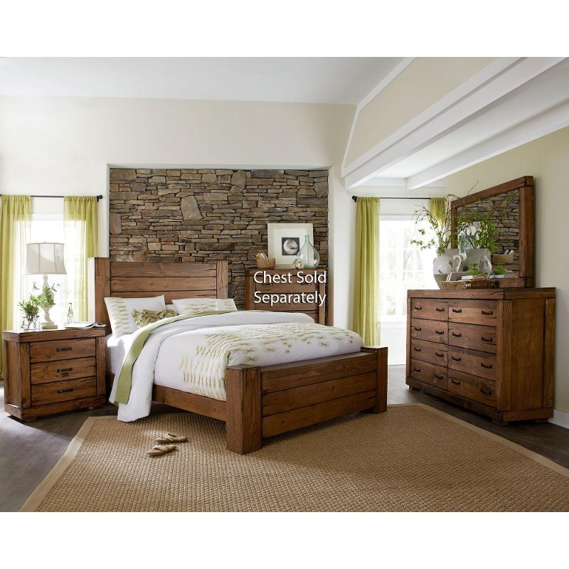 Best Maverick 6 Piece Queen Bedroom Set With Pictures