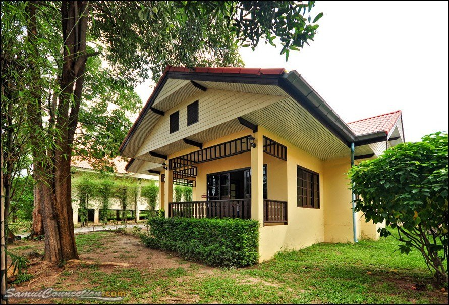 Best 2 Bedroom House For Rent In Bangrak Samui Connection With Pictures