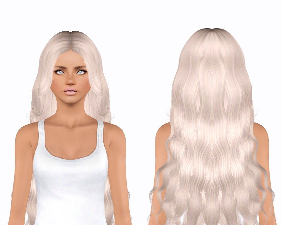 Free Alesso S Hourglass Hairstyle Retextured By Plumblobs Wallpaper