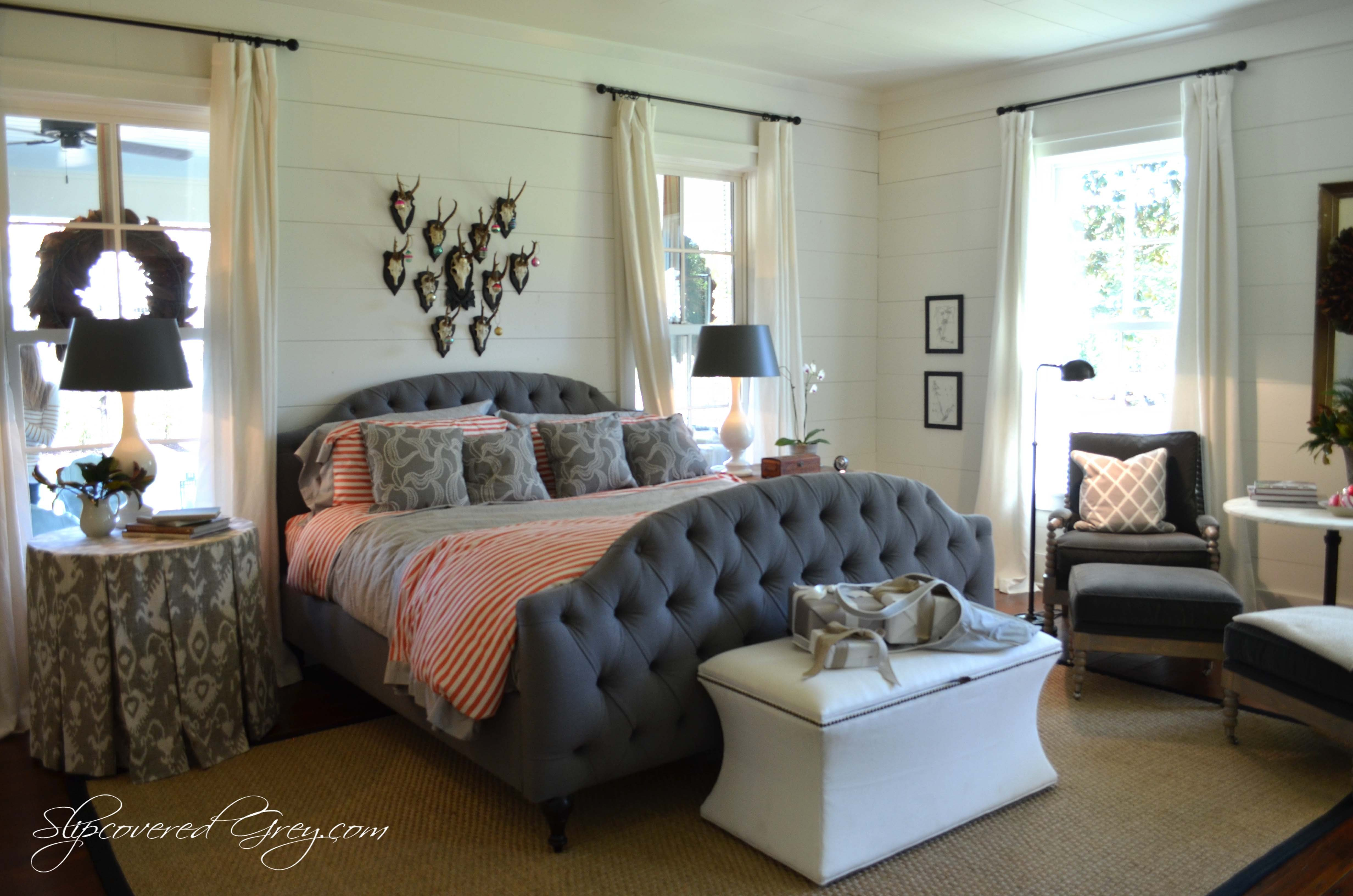 Best Southern Living Idea House 2012 Cont Slipcovered Grey With Pictures
