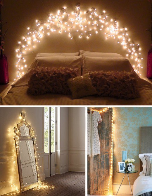 Best Decorative String Lights For T**N Girl Bedroom With Pictures