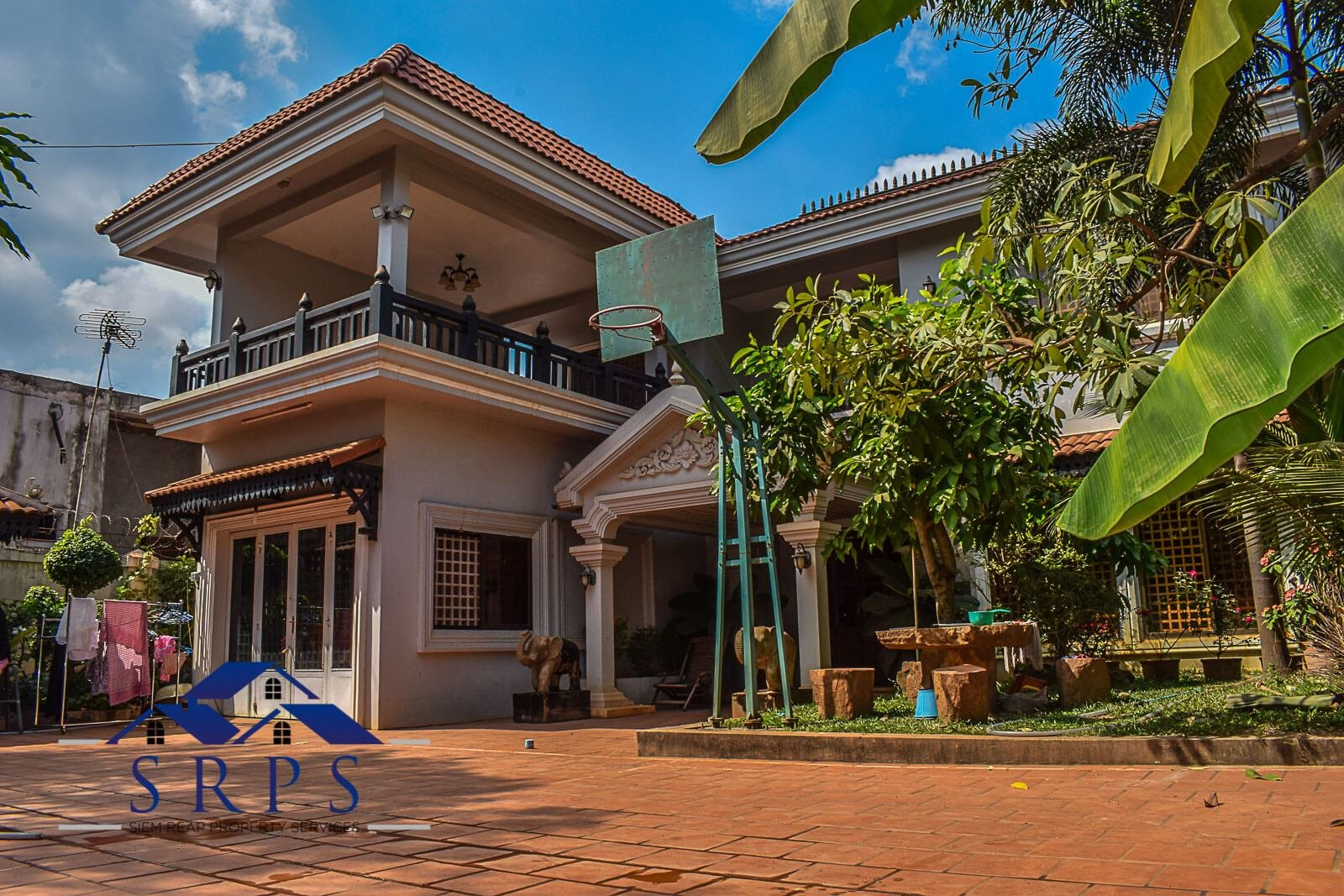 Best Spacious 6 Bedroom House For Rent – Slorkram – Srps Cambodia With Pictures