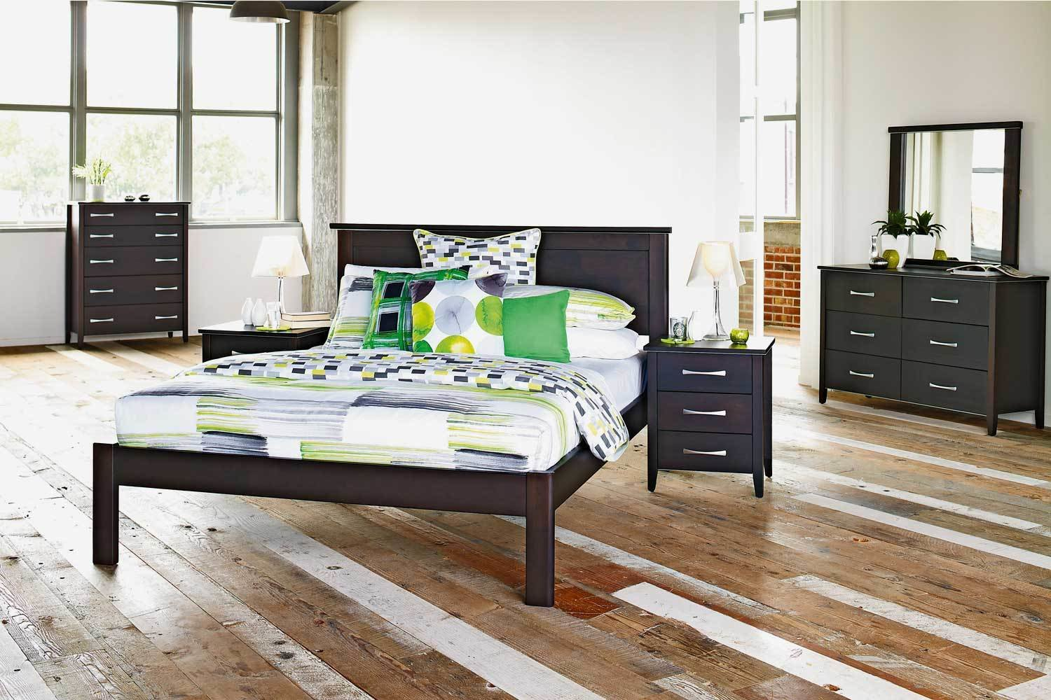 Best Chicago Bedroom Furniture By Northwood Harvey Norman New With Pictures