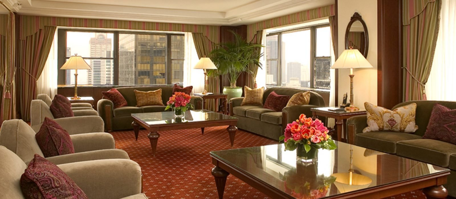 Best Three Bedroom Nyc Suite The Towers Lotte New York Palace With Pictures