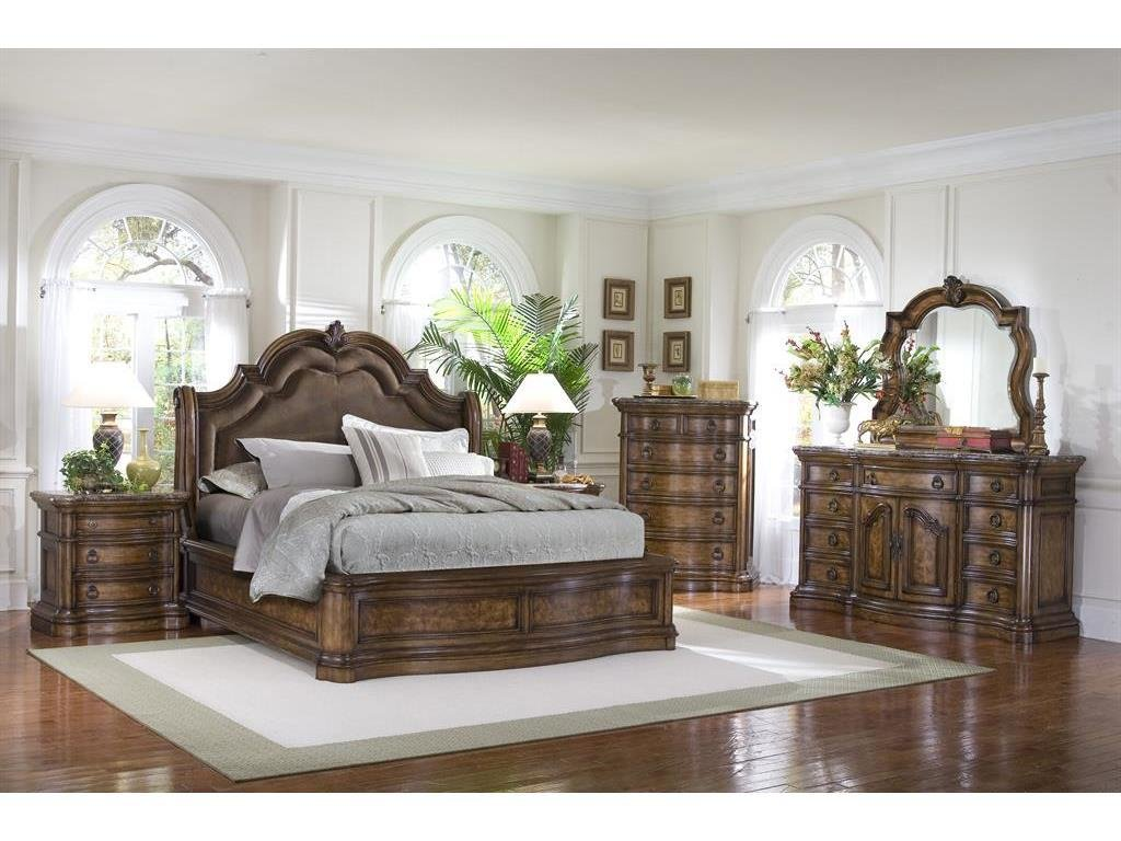 Best Pulaski Furniture Bedroom San Mateo 6 6 6 Sleigh With Pictures