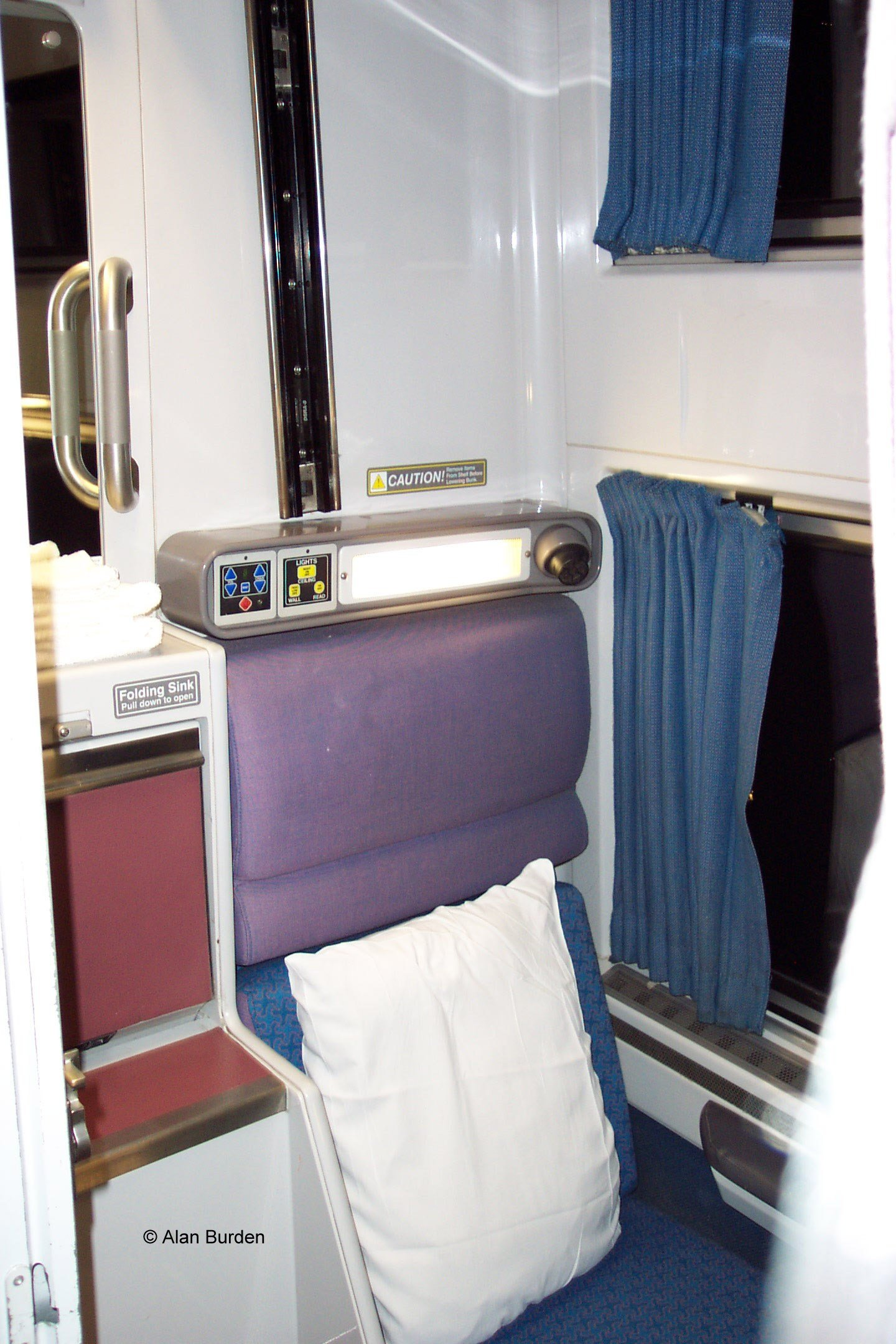 Best Viewliner Bedroom Question Amtrak Rail Discussion With Pictures