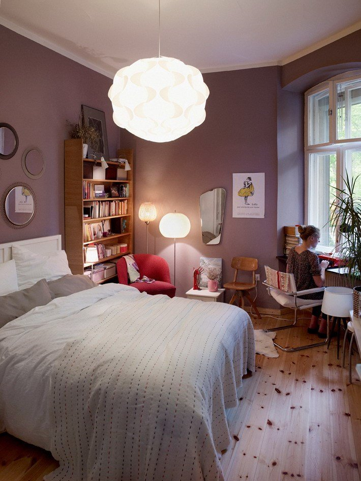 Best 20 Charming Modern Bedroom Lighting Ideas With Pictures
