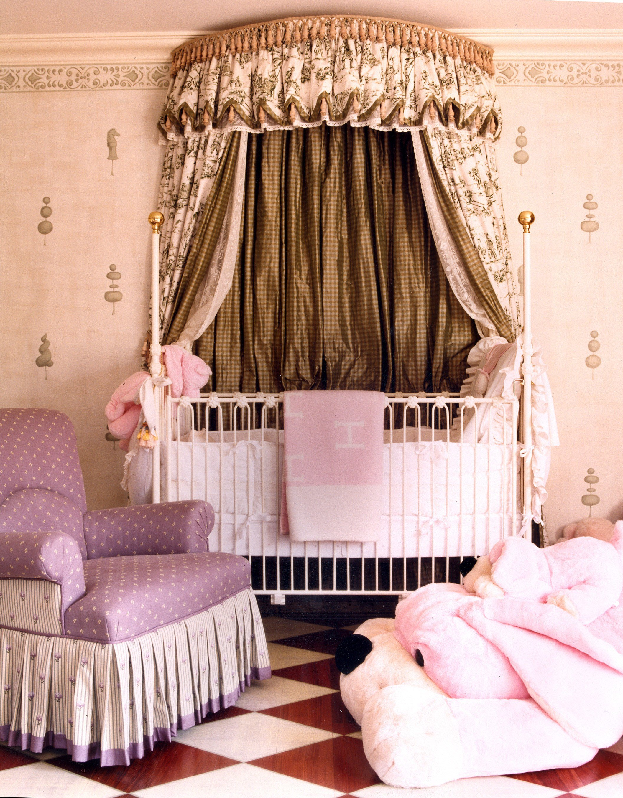 Best Bedroom Captivating Nursery Themes For Girls With Cute With Pictures