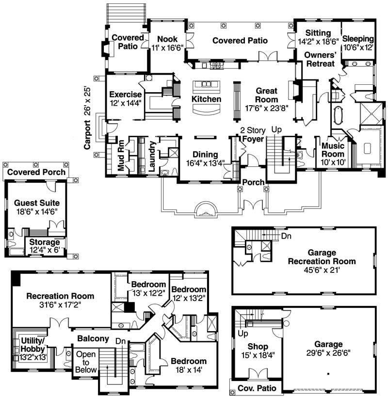Best European In Law Suite Home With 5 Bedrms 6455 Sq Ft With Pictures