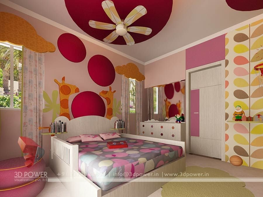 Best Bungalow Interior Animation Bungalow Interior 3D With Pictures